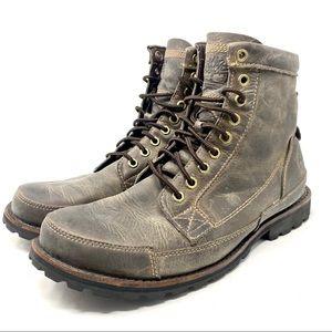 """Timberland Earthkeeper Orig  6"""" Boot Grey Leather"""